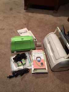 Scrap booking equipment and supplies like new