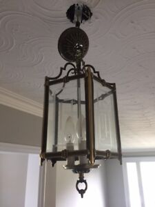 Ceiling lighting fixtures for sale by owner!