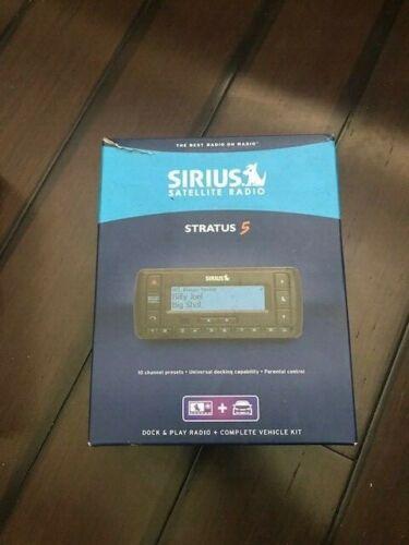 Sirius XM Car Radio Stratus 5