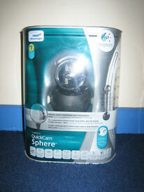 Logitech QuickCam Sphere Webcam