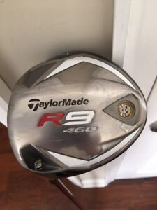 TAYLORMADE R9 460 DRIVER - LEFT HANDED