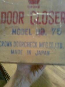 door closer Québec City Québec image 2