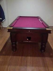 Pool Table Muswellbrook Area Preview