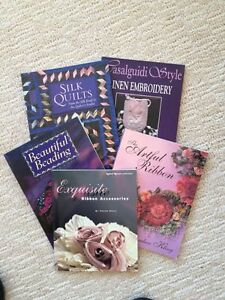 Books for the needleworker