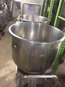 Mixer  SANCASSIANO High Speed  , 400 Kg Capacity, 480 Volt *** Working Condition