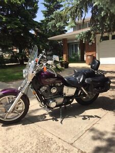 Mint Condition 1100 Honda Shadow