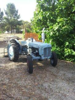 Fordson Dexta 3cyl Diesel Bakers Hill Northam Area Preview