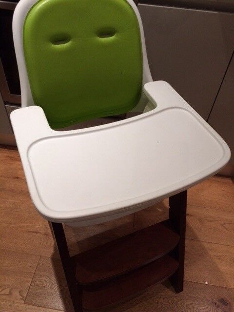Oxo tot sprout high chair - green