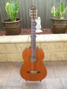 Vintage 1960s/70s Yamaha Classical Guitar Paradise Campbelltown Area Preview