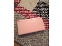 Used Pink Nintendo DS lite with games for sale