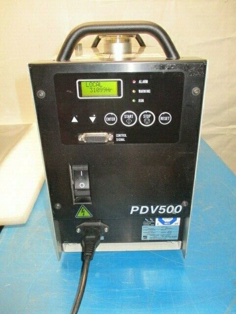 Ebara PDV500 Dry Vacuum Pump, DPB00601, 100001