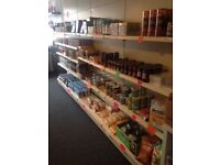 Retail Shelving (Used) Approx. 3.7m