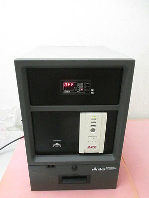 MKS Portable Baratron Measure System PBMS2B, PDR2000 Dual Capacitance Manometer