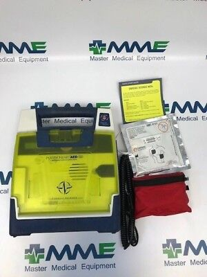 Cardiac Science Powerheart G3 Aed W Pads Battery In Box
