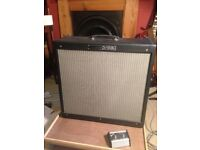 Fender Hot Rod Deville 1 4x10 guitar amp for sale, good condition and all working