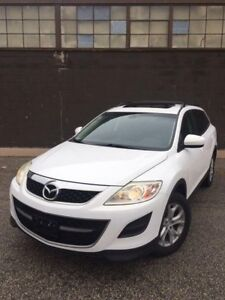 2012 Mazda CX-9 LEATHER - SUNROOF - 7 PASS - CERTIFIED