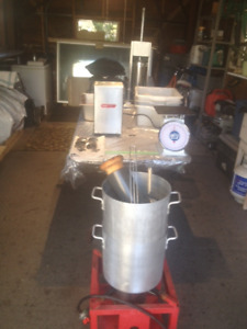 Complete meat processing set for sale