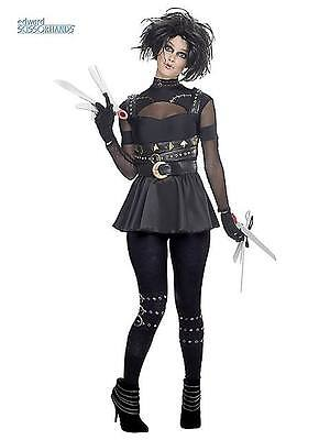 Edward Scissorhands - Adult Female Costume - Edward Scissorhands Costume Women