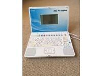Vtech Xtra Pro Laptop (white), exc. cond, Boxed, instructions, mouse, power adaptor, £20