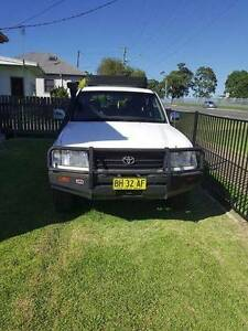 2000 Toyota Land Cruiser Belmont Lake Macquarie Area Preview