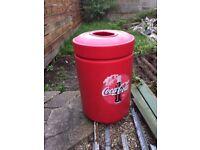 Litter bin, commercial outdoor