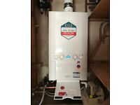 Combi Boiler: Ideal Logic+ Combi 30