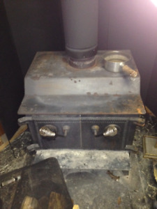 AIR TIGHT WOOD STOVE
