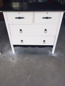 1950s Dresser Restored To Perfection ,DoveTail ,No Nails Here