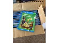 Disney School Skills Sight Words and Vocabulary Ages 5-6 - 32 copies. Ideal for after school group