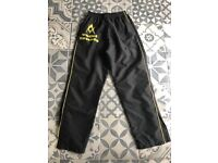 Volkl Tennis black tracksuit bottoms (Various sizes available)