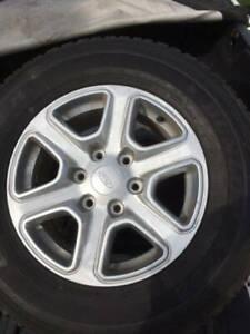 """Ford Ranger XLT Factory 17"""" Wheels"""