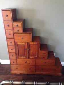 Step Chest - Dresser - Storage