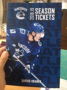 VANCOUVER CANUCKS - LESS THAN TICKETMASTER PRICES!