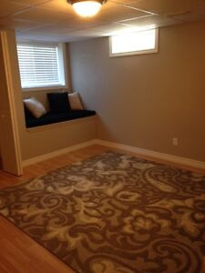 UWO utilities/cleaning included low price minutes to campus