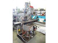 XYZ KRV PRO 3000 - 2 AXIS CNC TURRET MILLING MACHINE