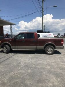 2006 Ford F-150 King Ranch