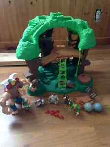 Fisher Price Robin Hood Playset
