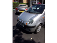 Chevrolet Matiz SE 995cc Manual, Full Service History, Just Serviced New MOT, 2 Keepers From New