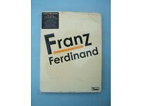 Franz Ferdinand Music DVD Set - 2 Discs Live Inc Brixton & San Francisco etc