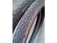 16 3/8 tyres for brompton bike