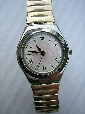 """SWATCH IRONY """"PASTEL LADY"""" 2006  YSS211 FROM THE LADY LADY COLLECTION SUPERB ACE"""