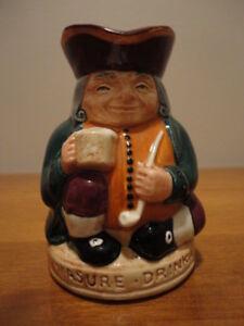 Royal Doulton, Figurine, Jug, Honest Measure.