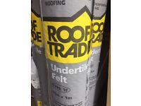 Type 1F Undertile Roof Felt