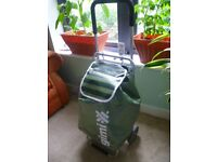 Shopping trolly made by Gimi, good quality