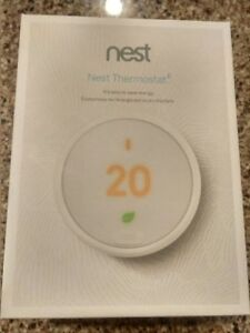 Almost NEW Nest Thermostat E