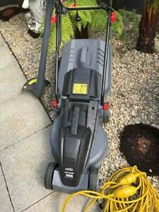 ELECTRIC LAWN MOWER - VERY GOOD CONDITION