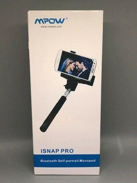 Mpow Selfie Stick Bluetooth, Lightweight Extendable 31.9 Inc