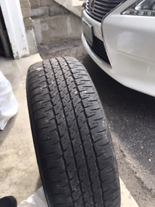 Firestone 4 all season tires - P195/65 R15