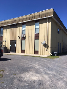 All Inclusive Office and Warehouse for Rent