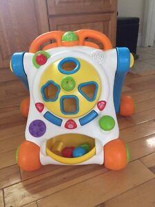 Walker Push Toy